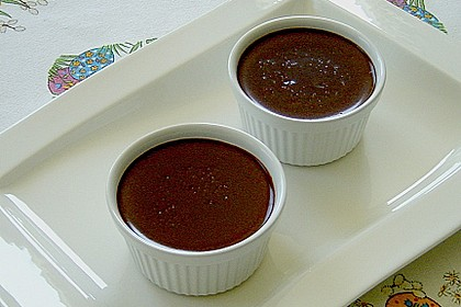 Little Pots of Chocolate 53