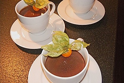 Little Pots of Chocolate 24
