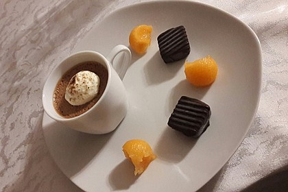 Little Pots of Chocolate 9