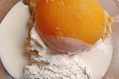 Süßer Pfirsich - Amaretto - Auflauf 1