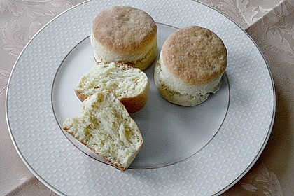 Buttermilch - Biskuits 6