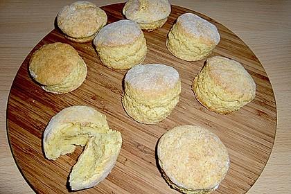 Buttermilch - Biskuits 2