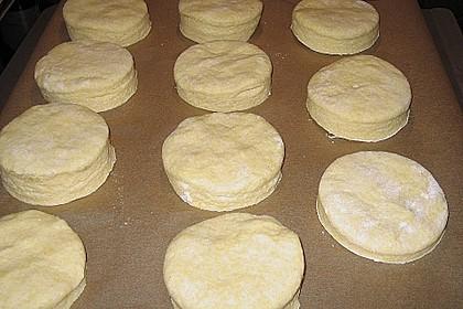 Buttermilch - Biskuits 5
