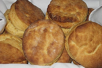 Buttermilch - Biskuits 4