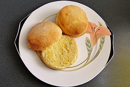 Buttermilch - Biskuits