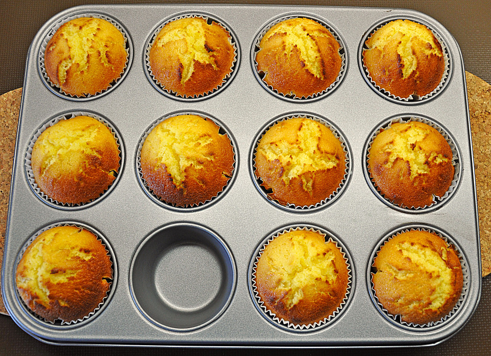 honig muffins mit maismehl von pumpkin pie. Black Bedroom Furniture Sets. Home Design Ideas