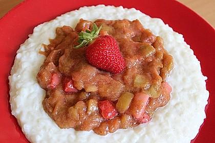 Eichkatzerls Erdbeer - Rhabarber - Kompott 12