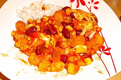Chili con Carne - einmal anders