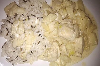Hähnchen-Ananas-Curry mit Kokosmilch 44
