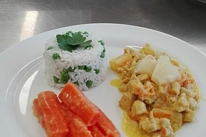 Hähnchen-Ananas-Curry mit Kokosmilch 2