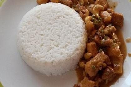 Hähnchen-Ananas-Curry mit Kokosmilch 16