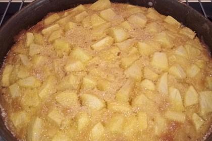 Schweizer Apfelkuchen 30