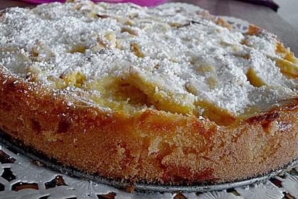 Schweizer Apfelkuchen 8