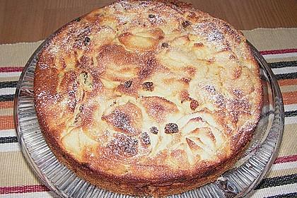 Schweizer Apfelkuchen 14