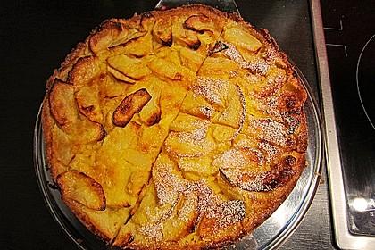 Schweizer Apfelkuchen 40