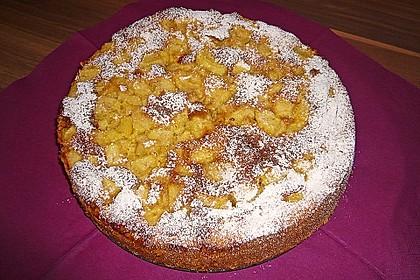 Schweizer Apfelkuchen 7