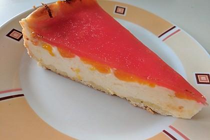 Mandarinen - Schmand - Torte