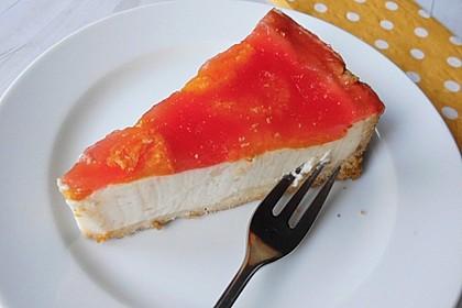 Mandarinen - Schmand - Torte 3