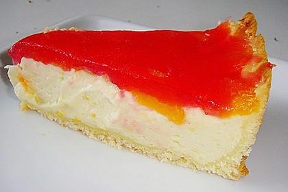 Mandarinen - Schmand - Torte 1