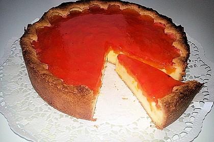 Mandarinen - Schmand - Torte 8