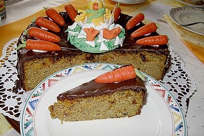 Möhrenkuchen ohne Mehl 6