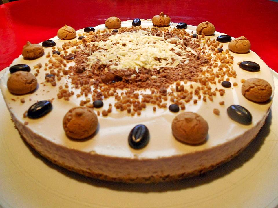 philadelphia cappuccino torte rezept mit bild. Black Bedroom Furniture Sets. Home Design Ideas