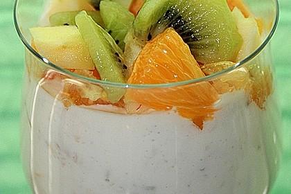 Joghurt - Sahne - Müsli 1
