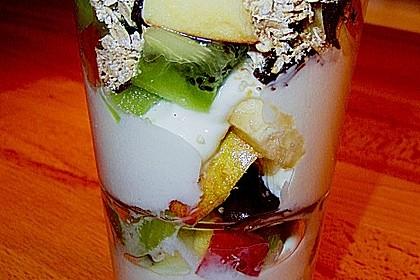 Joghurt - Sahne - Müsli 3