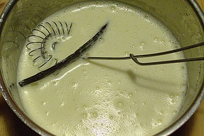 Crème anglaise 2