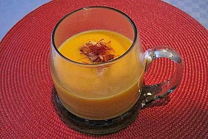 Karottensuppe mit Curry 7