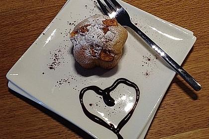 Fett- und kalorienarme Apfel - Zimt - Muffins 2