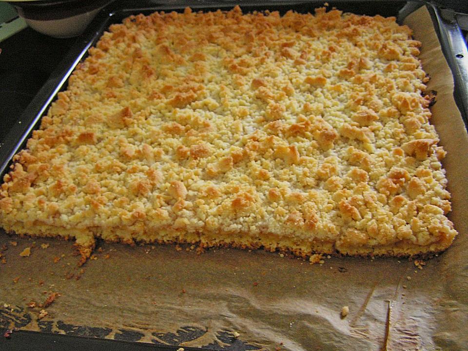 yemek: apfel streusel kuchen blech [10]