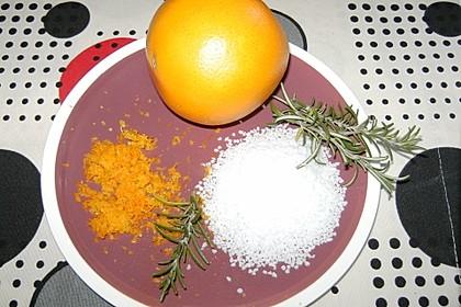 Orangen - Rosmarin - Salz 1