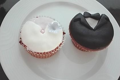 Erdbeer - Rhabarber - Muffins 2