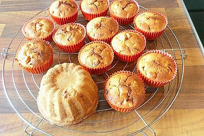 Erdbeer - Rhabarber - Muffins 10