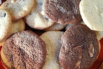 American Cookies wie bei Subway 55
