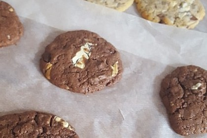 American Cookies wie bei Subway 90