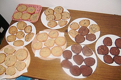 American Cookies wie bei Subway 267