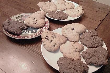 American Cookies wie bei Subway 258
