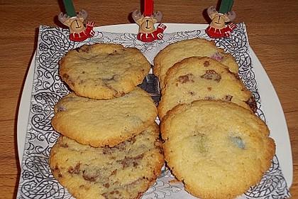 American Cookies wie bei Subway 125