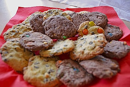 American Cookies wie bei Subway 191