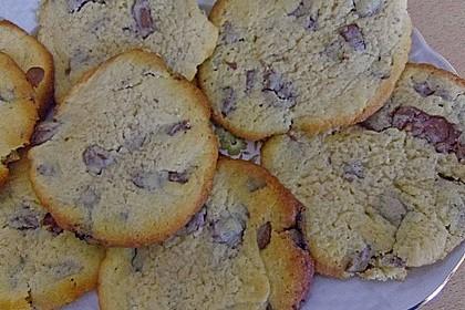 American Cookies wie bei Subway 64