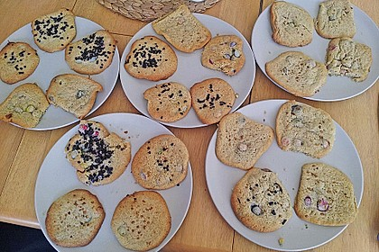 American Cookies wie bei Subway 198