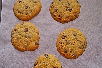 American Cookies wie bei Subway 150