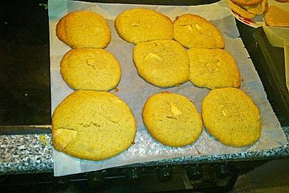 American Cookies wie bei Subway 212