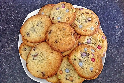 American Cookies wie bei Subway 14