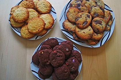 American Cookies wie bei Subway 9