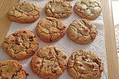 American Cookies wie bei Subway 16