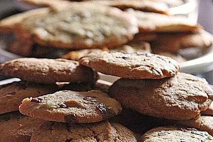 American Cookies wie bei Subway 10