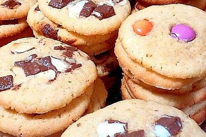 American Cookies wie bei Subway 8